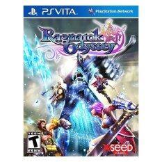 PS Vita Game Ragnarok Odyssey