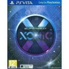 PS Vita SUPERBEAT: XONiC (Asia)