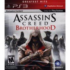 PS3 Assassin's Creed: Brotherhood (Greatest Hits) (US)