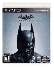 PS3 Batman Origins (Asia)