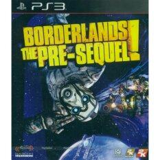 PS3 Borderlands: The Pre-Sequel (English) (Asia)
