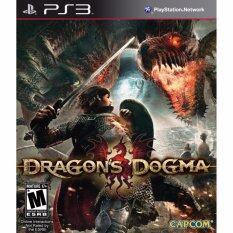 PS3 Dragon's Dogma (US)