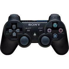 PS3  DUALSHOCK 3 WIRELESS CONTROLLER ( Black ) (ของแท้)