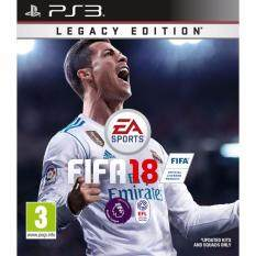 PS3 FIFA 18 Legacy Edition (Z3)