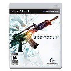 PS3 Game Bodycount