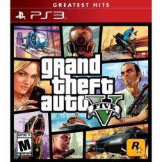 PS3 Grand Theft Auto V - Greatest Hits (Zone 1)