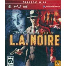 PS3  L.A. Noire (Greatest Hits) (US)