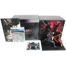 PS3 NINJA GAIDEN 3 (JAPANESE LANGUAGE VERSION) [COLLECTOR'S EDITION] (ASIA)
