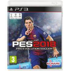 ps3 pro evolution soccer pes 2018 ( english + europe )