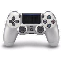 PS4 - A: NEW DUALSHOCK 4 CUH-ZCT2 SERIES (SLIVER) (AS)