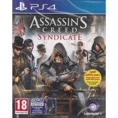 ps4 assassin's creed syndicate ( english zone 2 )