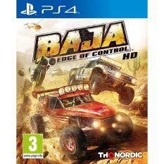PS4 BAJA: EDGE OF CONTROL HD (Europe)