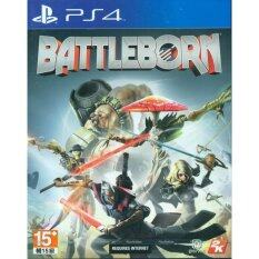 PS4 Battleborn (English & Chinese Subs) (Asia)