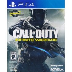 PS4 CALL OF DUTY: INFINITE WARFARE (US)