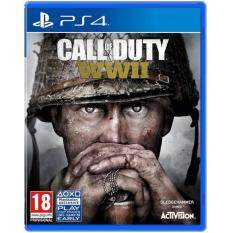 ps4 call of duty : wwii ( english+asia )
