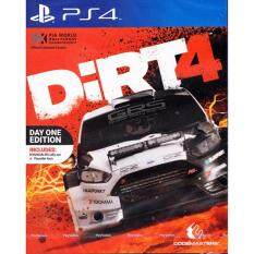 PS4 DiRT 4 Day One Edition (English) (ASIA)