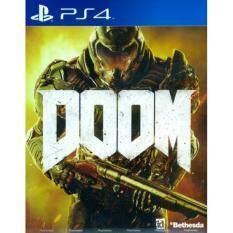 PS4 DOOM ( english + zone 3 )