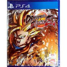 PS4 DragonBall Fighters Z ( ZONE 3 / ASIA )( English )