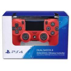 PS4 DUALSHOCK 4 Controller [Magma Red] ประกันศูนย์ไทย