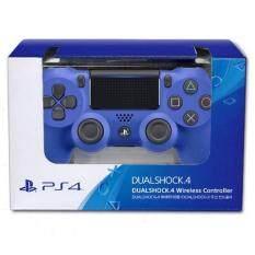 PS4 DUALSHOCK 4 Controller (Wave Blue) ประกันศูนย์ไทย