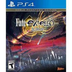 PS4 Fate/Extella: The Umbral Star [Noble Phantasm Edition] (US)