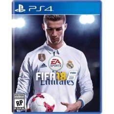 PS4 FIFA 18 ( english zone 3 )