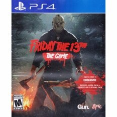 PS4 FRIDAY THE 13TH: THE GAME (US)
