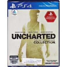 PS4 Game UNCHARTED: The Nathan Drake Collection™ [Zone 3/Asia]
