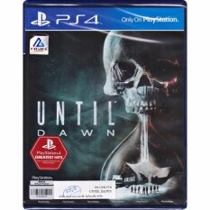 PS4 Game Until Dawn™ [Zone 3/Asia]
