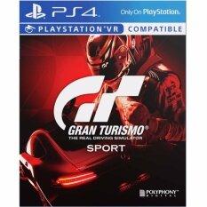 PS4 Gran Turismo Sport - GT Sport (Zone 3)