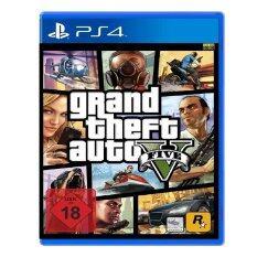 PS4 Grand Theft Auto V  (Zone 3)