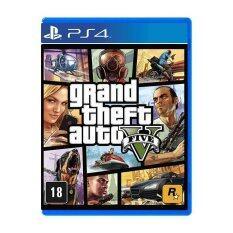 PS4 GTA V FIVE game