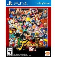 PS4 J-Stars Victory Vs+ (E)