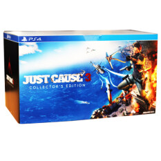 PS4 Just Cause 3 (Collector's Edition) (Asia)