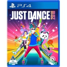 ps4 just dance 2018 ( english )