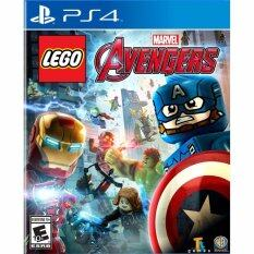 PS4 LEGO Marvel's Avengers (US)