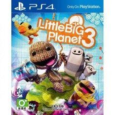 PS4 LittleBigPlanet 3 (English & Chinese Sub) (Asia)