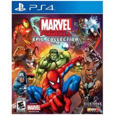 PS4  MARVEL PINBALL - EPIC COLLECTION: VOLUME 1 (US)