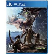 ps4 monter hunter : world ( zone 1 english )