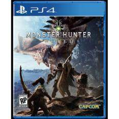 ps4 monter hunter : world ( zone 3 )