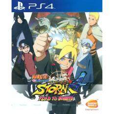 PS4 NARUTO SHIPPUDEN: ULTIMATE NINJA STORM 4 ROAD TO BORUTO (ENGLISH) (ASIA)
