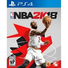 ps4 nba 2k18 kyrie irving ( english+asia )