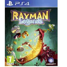 ps4 rayman legends ( english + europe )