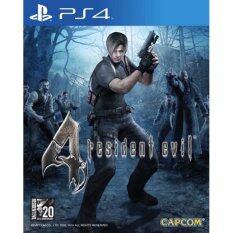 PS4: RESIDENT EVIL 4 (ENGLISH)