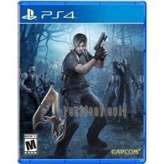 PS4 Resident Evil 4 (US)
