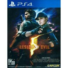 PS4 Resident Evil 5 (English) (Asia)