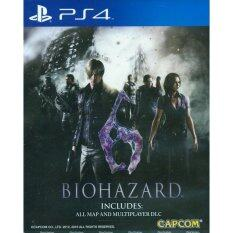PS4 Resident Evil 6 (English)