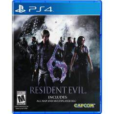 ps4 resident evil 6 ( english )