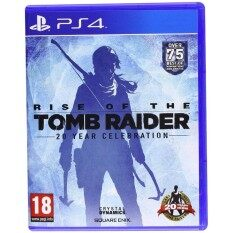 ps4 rise of the tomb raider 20 year celebration ( english )