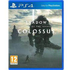 ps4 shadow of the colossus remake en jacket ( english zone 3 )